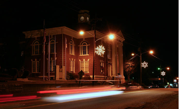 Dickenson County Court House