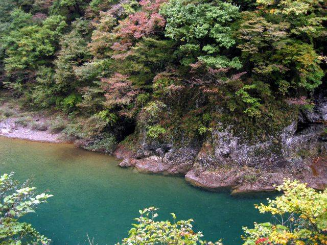 The Gorges Dakigaeri-keigoku