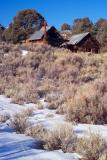 miner cabins in the southern sierra