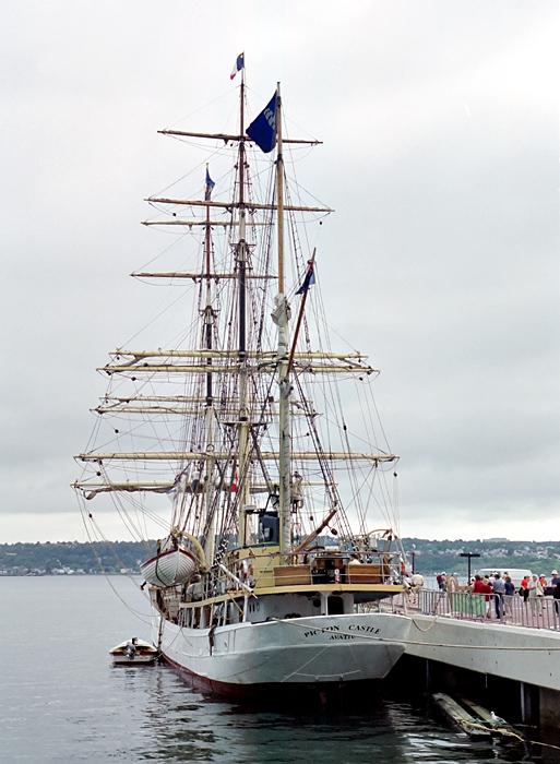 Tallships 2004.