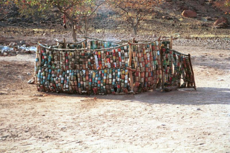 Recycling, Namibian style