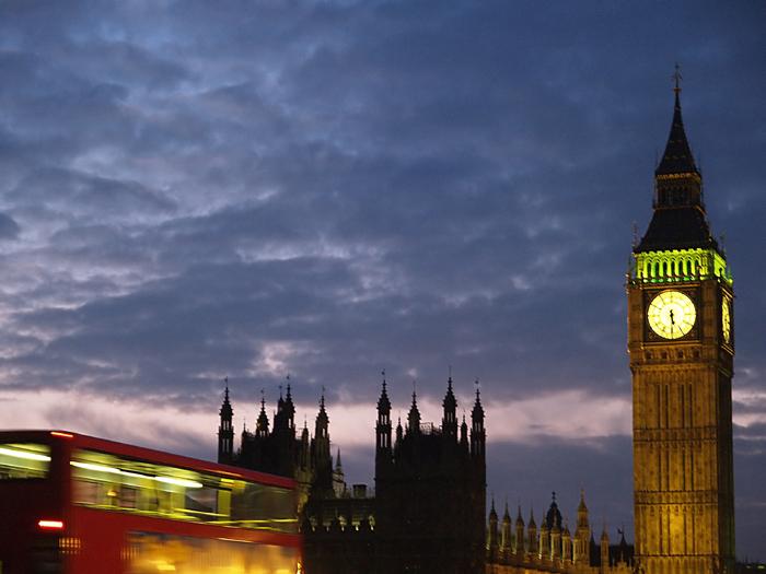 February 6: Westminster Bridge