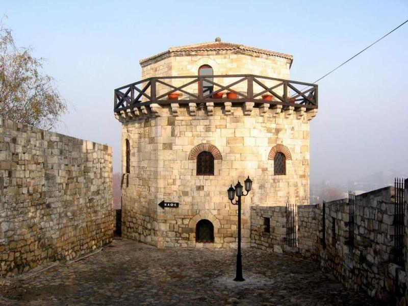 Kalemegdan - Jaksics Tower