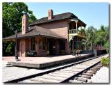 Santa Anita Train Station