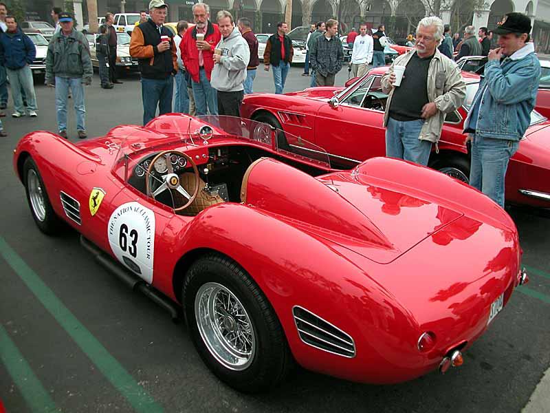 1961 Ferrari Dino 196 SP (V6)