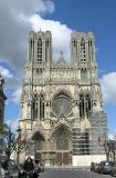 Cathédrale Notre-Dame, REIMS, Champagne