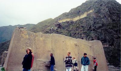 Ollantaytambo: Temple / Fortress remains
