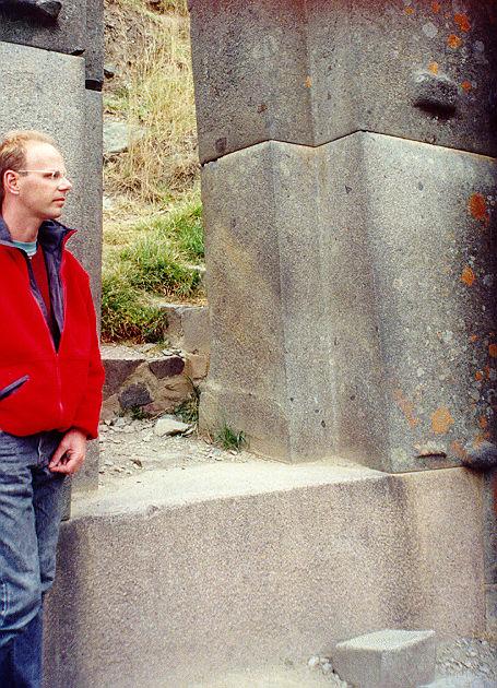 Ollantaytambo: beautiful stonework