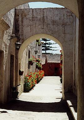 Arequipas Santa Catalina Monastery