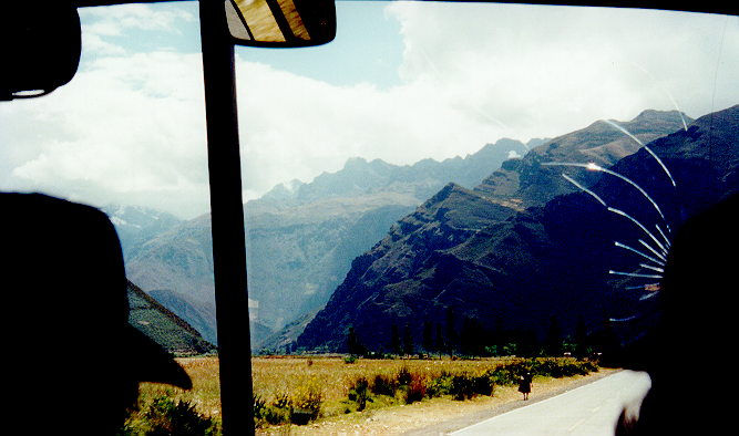 Visiting The Sacred Valley