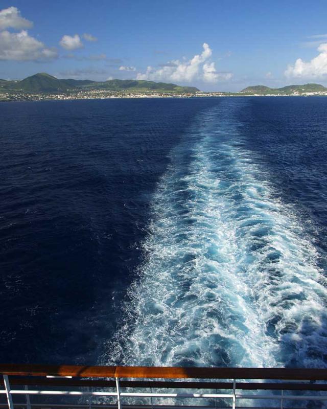 Goodbye St Kitts