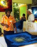 Batik Demo St Kitts