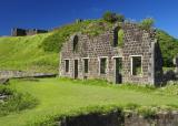 Fort Ruins St Kitts