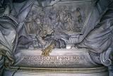 Monument to Pope Gregory XIII (1572-85) of Gregorian calendar fame