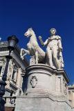Statue of Dioscuri, Piazza del Campidoglio
