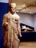 Kore, Acropolis Museum