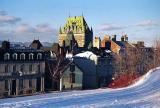 La Haute-Ville et le Château Frontenac