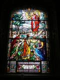 Stained glass, Notre Dame, Ottawa