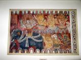 Frescoe, National Museum