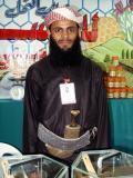 The Honey Guy, Yemeni Pavilion