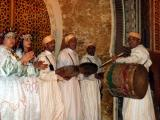 Band, Moroccan Pavilion