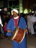Musician, Egyptian Pavilion