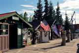 Historic Cabins in Fairbanks