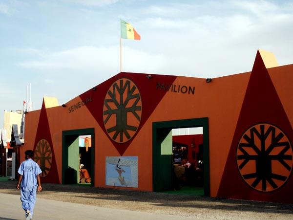 Senegal Pavilion