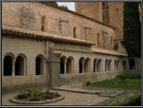 St Guillem abbey cloitre