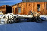 Snowbound Buckboard
