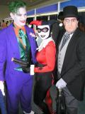 Joker, Harlequin & Penguin