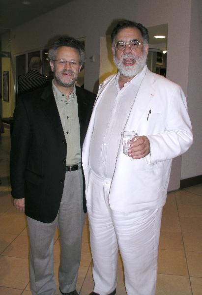 Arthur Ollman & Frances Ford Coppola