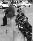 Paris  black&white