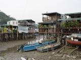 Tanka Stilt Houses