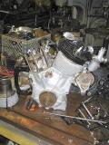 1937 Vincent motor