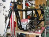 Norton undergoing restoration