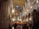 Mass at Parma's Duomo