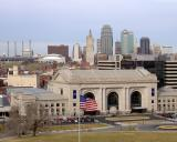Skyline of Kansas City, Missouri