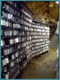 Awamori Cave Storage Racks