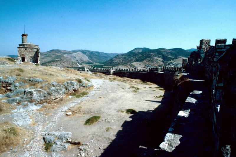 Selcuk Citadel mosque