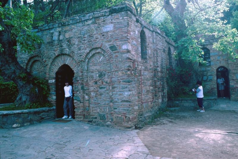 Selcuk Marias house