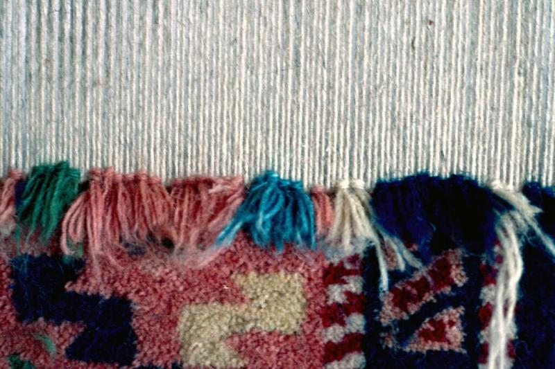 Selcuk carpet factory