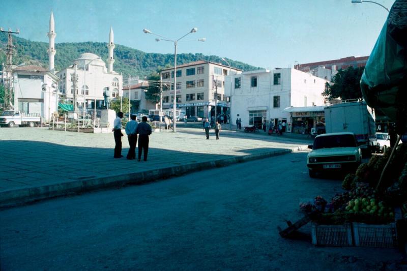 Anamur centre