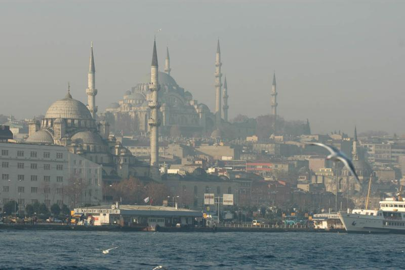 Three mosques