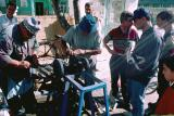 Selcuk Kurban Bayram preparations