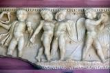 alanya side museum sarcophagus