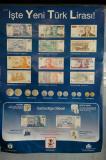 New money shown