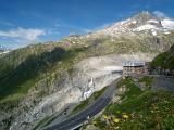 Belvedere - Rhonegletscher / Rhone glacier (Valais)