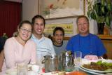 Cassie, Adam, Eric and Elliot