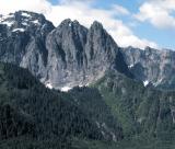 Mt. Index and Bridal Veil Falls